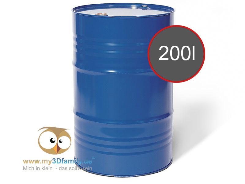 Polyester Resin CLEAR including hardener 200l barrel