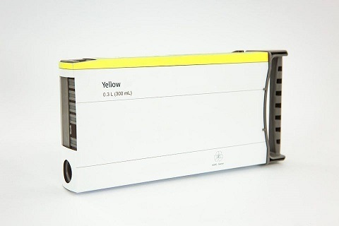 Refill Yellow Binder 1x ca. 0,3 Liter Projet / Z Printer  850 / 660 / 650 / 450 / 350 / 250