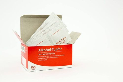 Alcohol Tissues 100 pieces