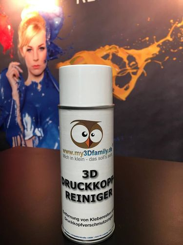 3D-Printhead Cleaner 400ml can