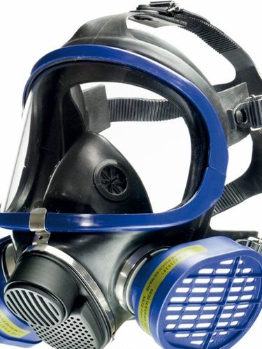 Breathing Mask (full), Dräger