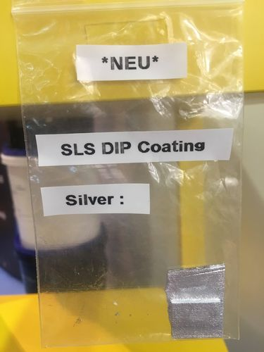 SLS DIP Coating silber 500ml